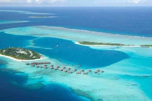 【马尔代夫港丽岛 Conrad Maldives Rangali Island晚6日自助游】