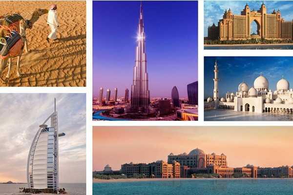 【皇家阿联酋6天豪华团】阿提哈德航空,一晚阿布扎比五星酒店总督酒店 +两晚迪拜国际五星酒店