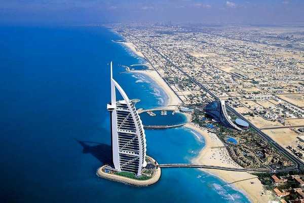 【皇家迪拜】奢华享受6日 北京直飞迪拜,选取A380机型航班,入住一晚帆船酒店
