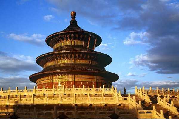 【北京1日游】(纯玩团)鸟巢水立方外景、圆明园、天坛、盛世华
