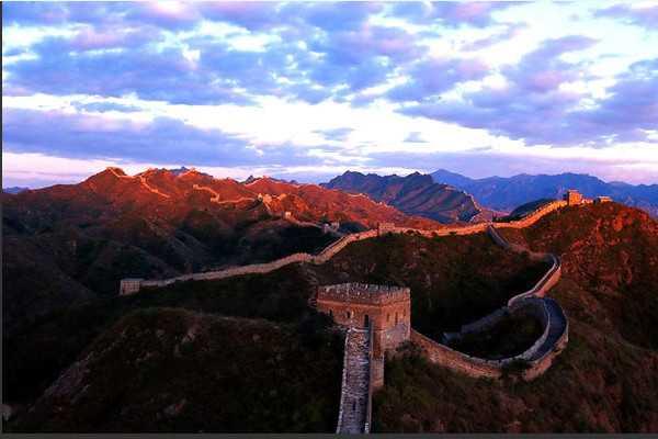 【超值北京1日游】八达岭长城-十三陵(定陵)鸟巢水立方外景