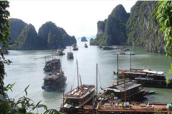 【越入柬出-越南老挝柬埔寨9天】3+4星酒店