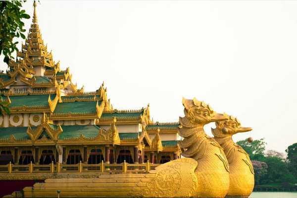 【全新组合缅甸+泰国5晚7天】仰光+曼谷+芭提雅 当地4星+5星酒店