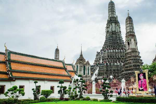 【超值经典泰国5晚7天】海边国际五星酒店、沙美岛自由活动