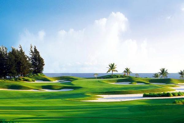 亚龙湾高尔夫球