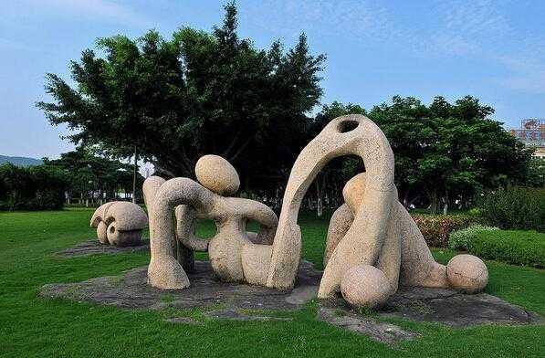 白鹭洲公园