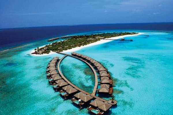 【马尔代夫齐塔莉岛Zitahli Resorts & Spa Kuda-Funaf4晚6日自助