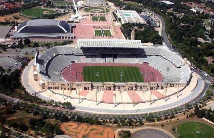 巴塞罗那奥林匹克体育场