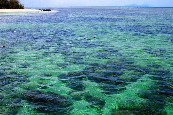 澳大利亚绿岛