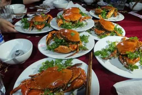 华侨海鲜菜坊