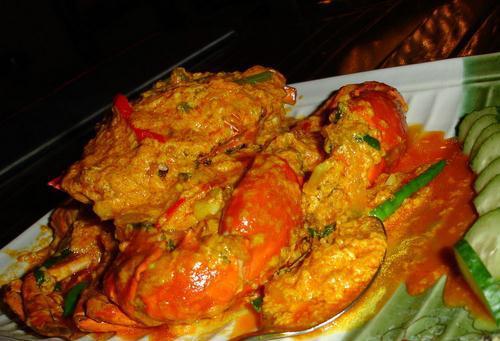 蟹肉大聚餐