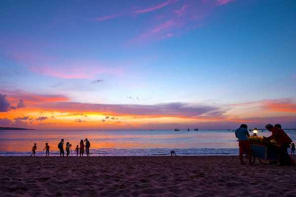 【风靡海滩蜜月巴厘岛4晚6天】纯玩无购物 独栋别墅+海滩酒店蜜月组合