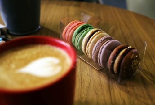 德维尔咖啡甜品店