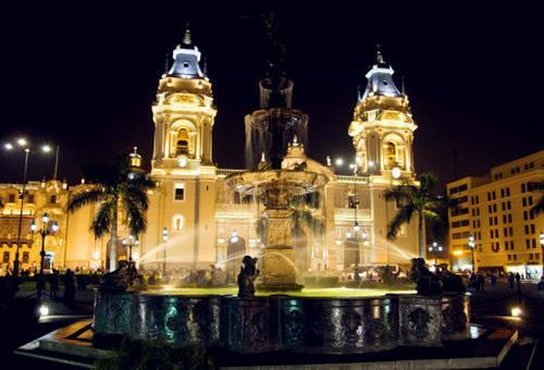 秘鲁夜生活