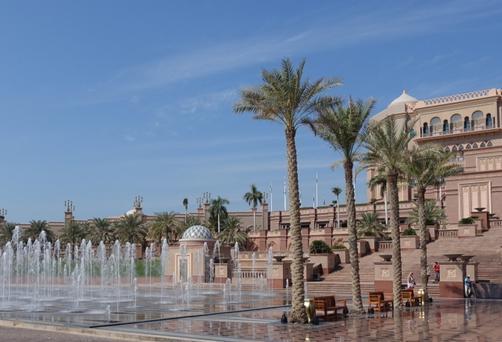 阿布扎比皇宫酒店(EmiratesPalace)