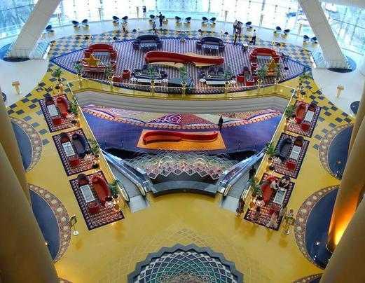 帆船酒店商品廊