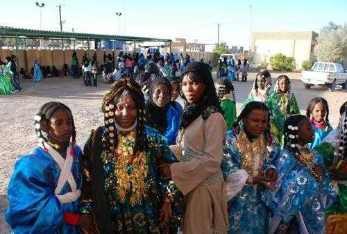 撒哈拉联欢节