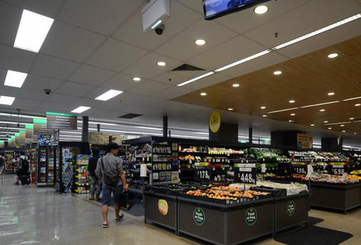 Woolworths Cairns