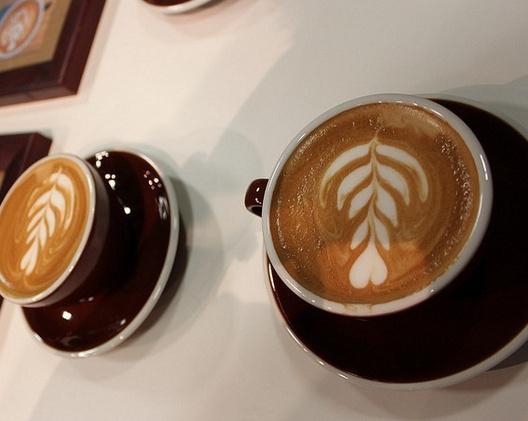 品尝咖啡步骤图解