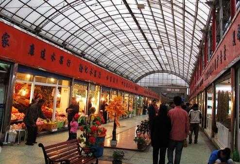 水井巷饮食文化旅游商品街
