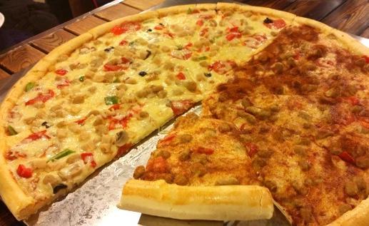 26 inch pizza