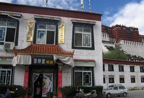 雪神宫餐厅