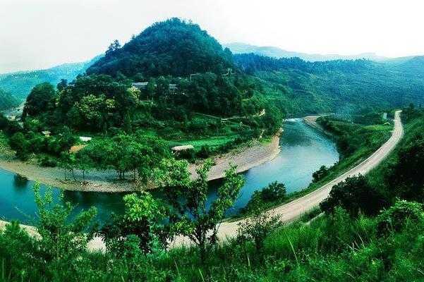 清龙河景区