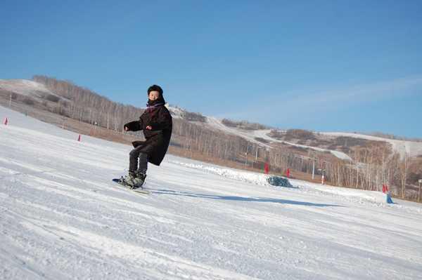 牙克石凤凰山滑雪场