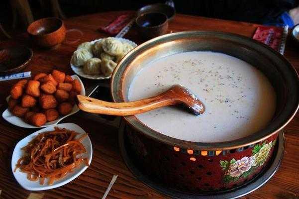 诺敏塔拉奶茶馆