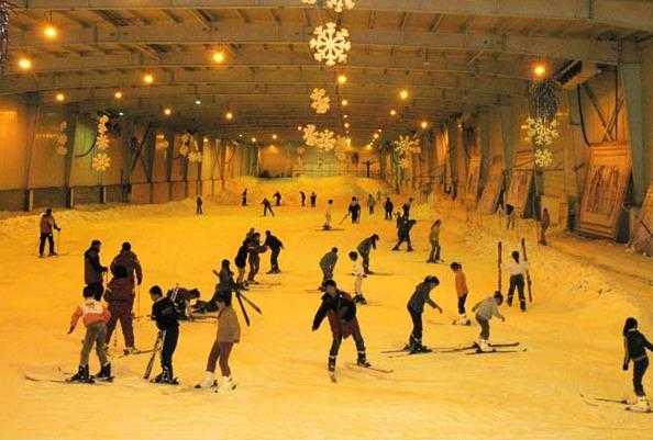 达永山四季滑雪场