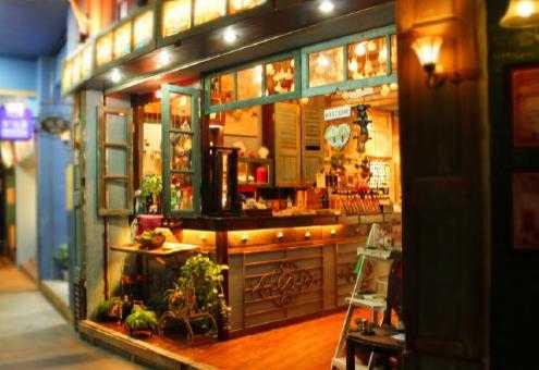 旧爱甜品店