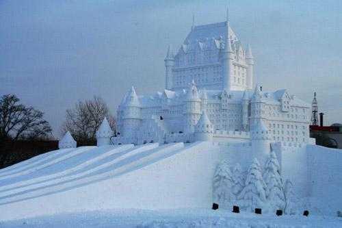 雪山滑雪场