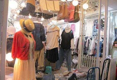 四季青服装市场