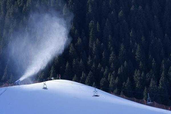 水西沟滑雪场