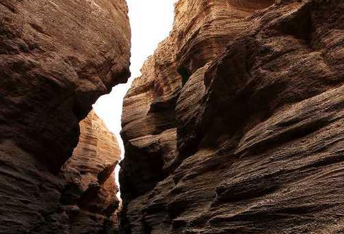 雅丹大峡谷冒险