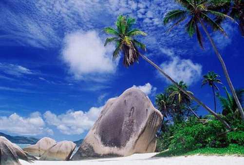 天涯热带海洋