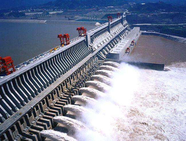 三峡大坝概况