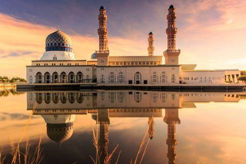 沙巴州清真寺