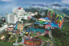 吉隆坡到云顶的交通攻略―游走在美丽的国度