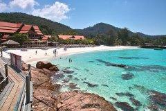 东南亚之星绿中海――美丽的邦咯岛