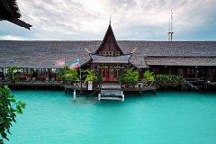 马来西亚绿中海邦咯岛自助游攻略