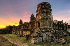【柬埔寨旅游攻略】6月来柬埔寨领略热带雨季