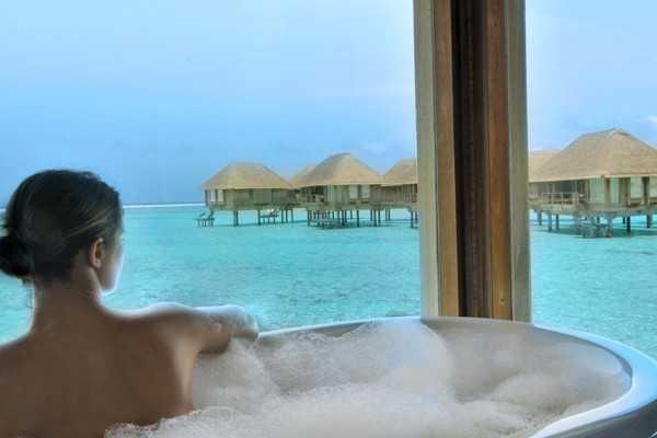 【马尔代夫卡尼岛晚6日自助游】北京美佳直飞4高级房