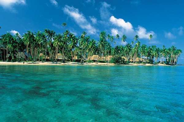【斐济5晚8天自助游】主岛+外岛双岛游 、香港往返、真正的高大上