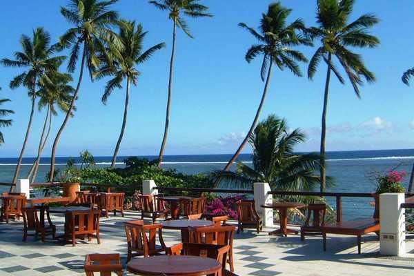 【斐济5晚8天自助游】主岛+外岛双岛游 、香港往返、往返直升飞机上岛