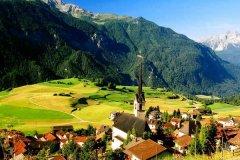 去瑞士旅游要多少钱-瑞士游记-山水独特的瑞士