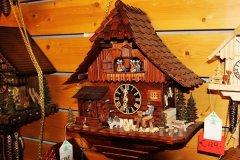 德国游记-黑森林里的咕咕钟
