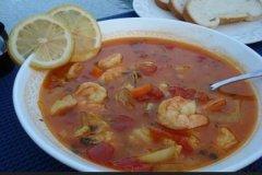 法国美食游记―普罗旺斯马赛鱼汤
