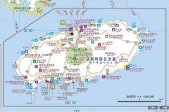 济州岛地图_济州岛地图查询