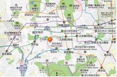 首尔旅游地图